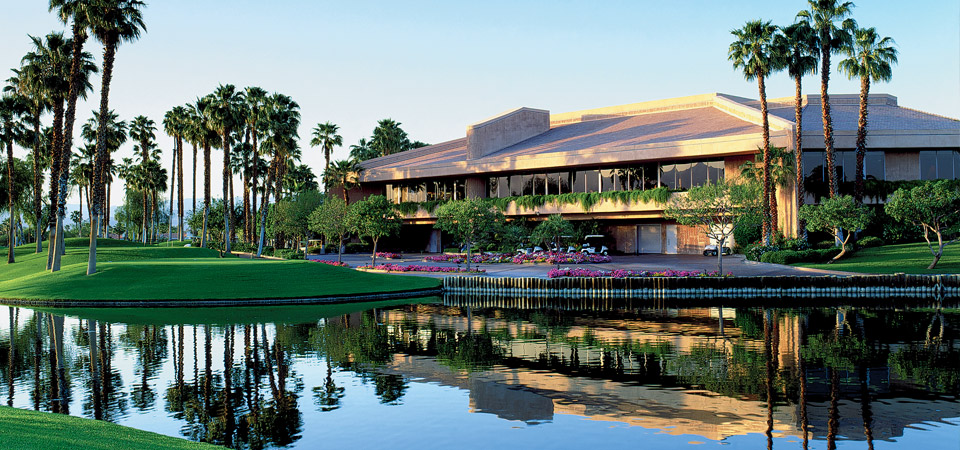 Date palm country club in Melbourne